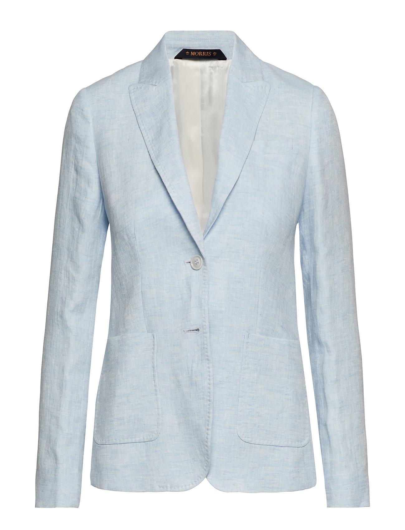 Morris Lady Delores Linen Blazer
