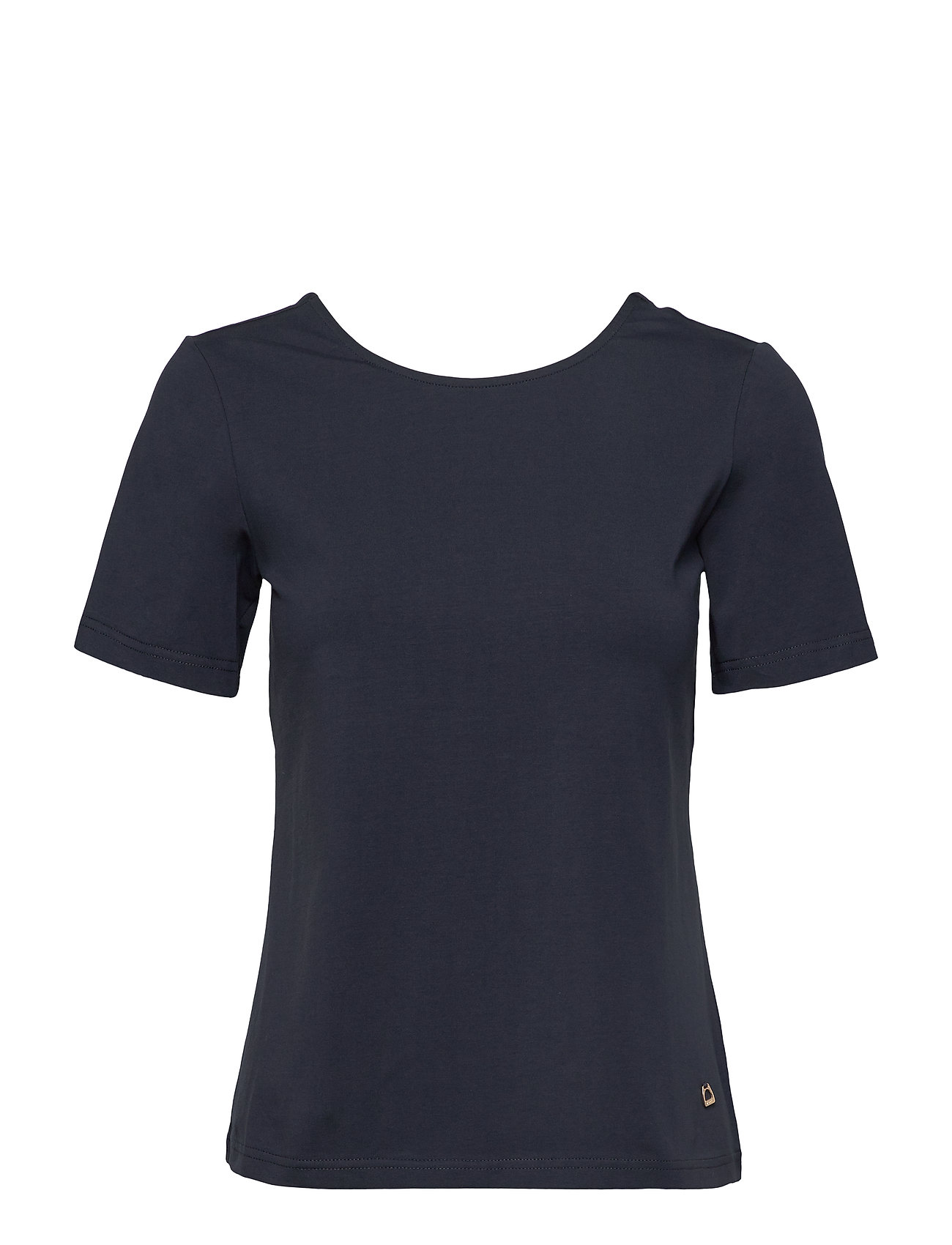 Image of Laura Tee T-shirt Top Blå Morris Lady (3420572729)