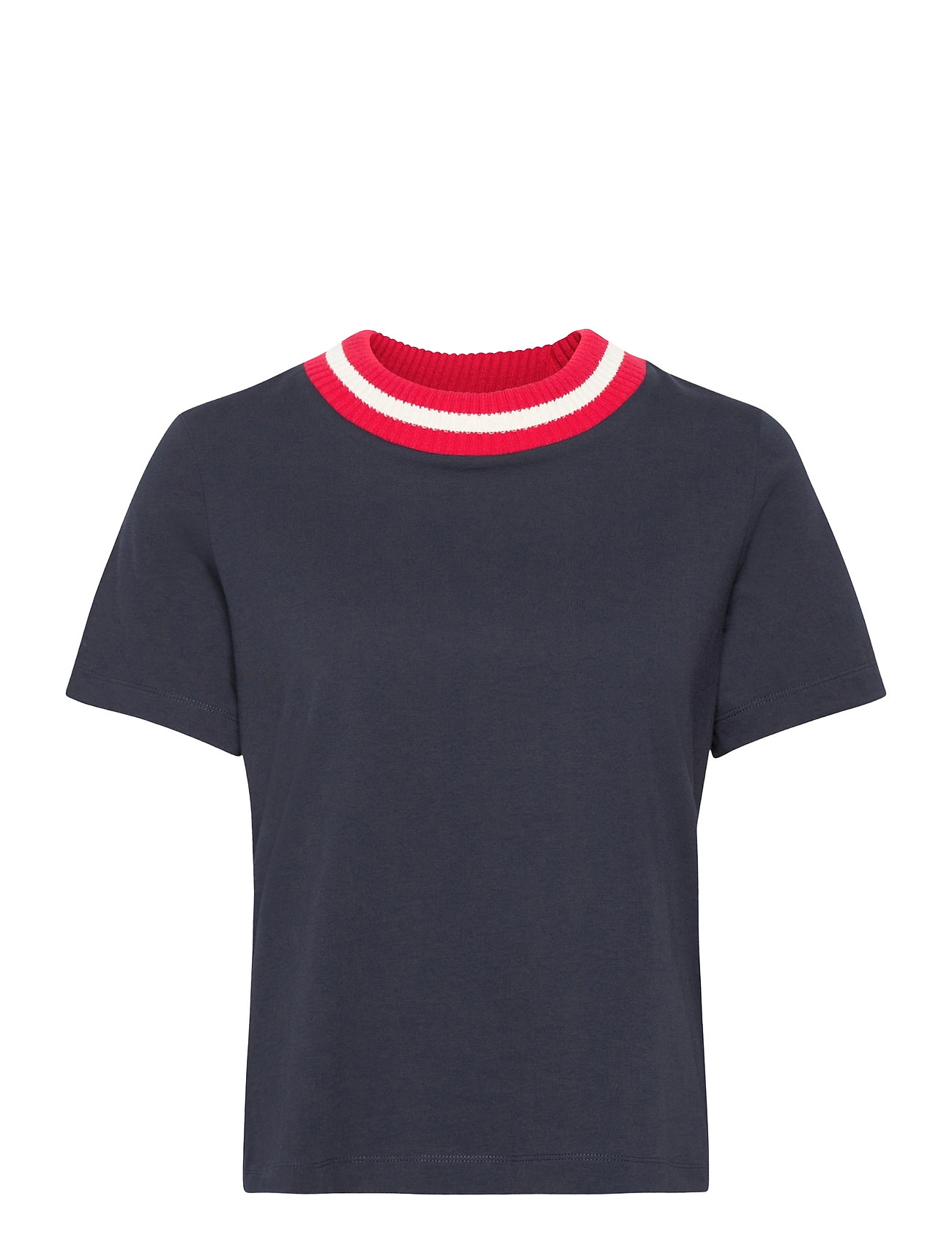 Image of Corrine Tee T-shirt Top Blå Morris Lady (3472686179)