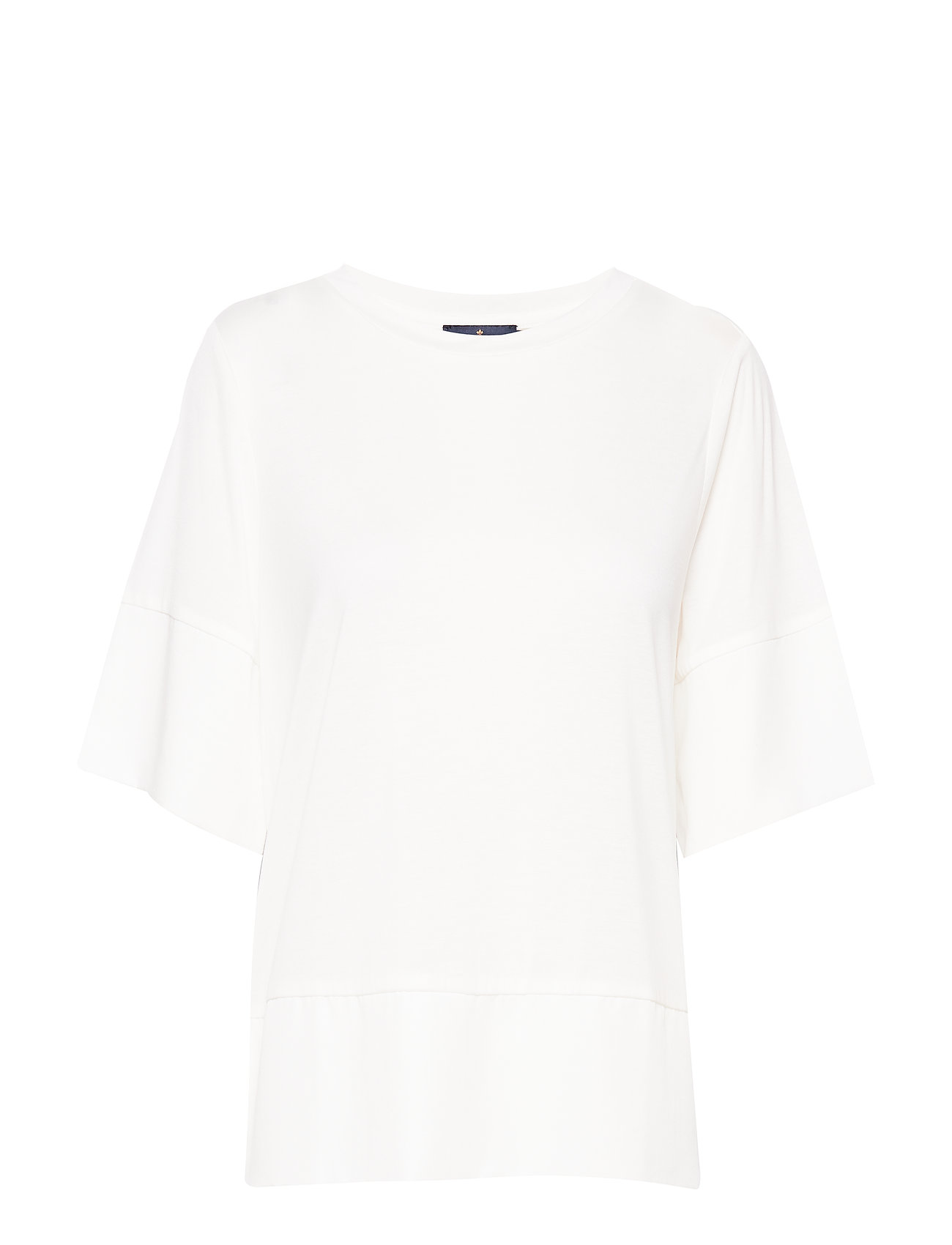 Morris Lady Alicia Jersey Top - OFF WHITE