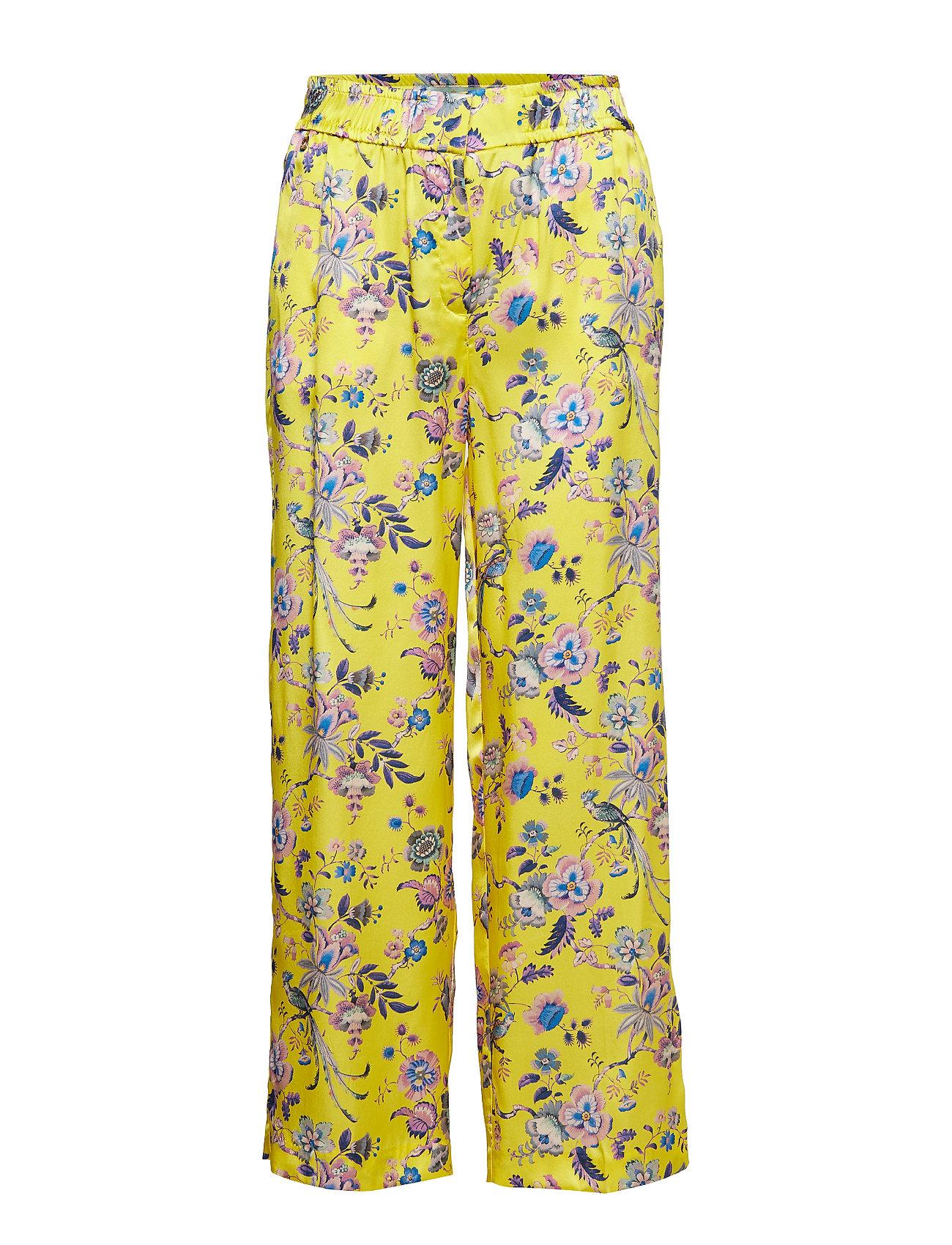 Morris Lady Leora Liberty Trousers - YELLOW