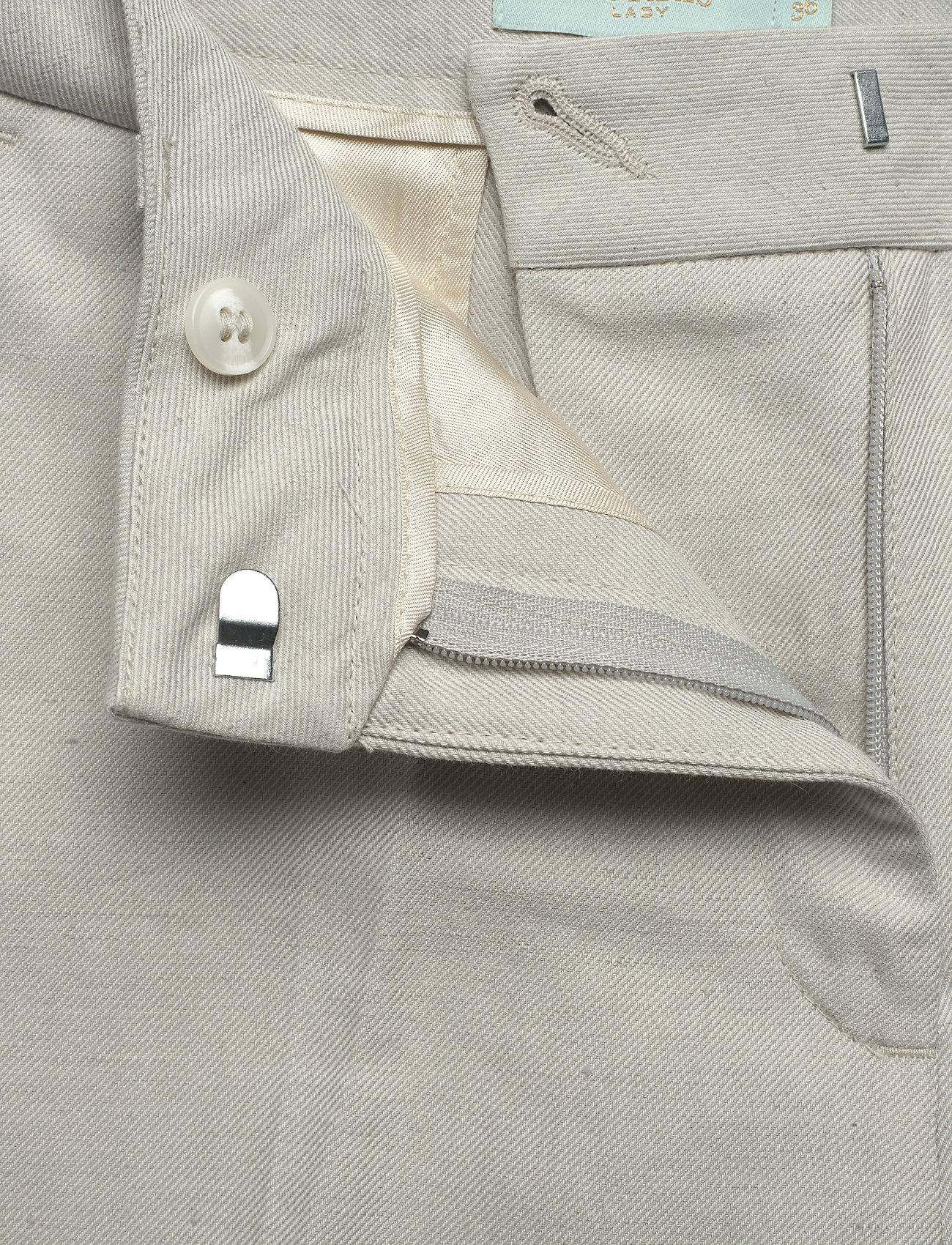 Morris Lady Kara Trousers - Spodnie KHAKI - Kobiety Odzież.
