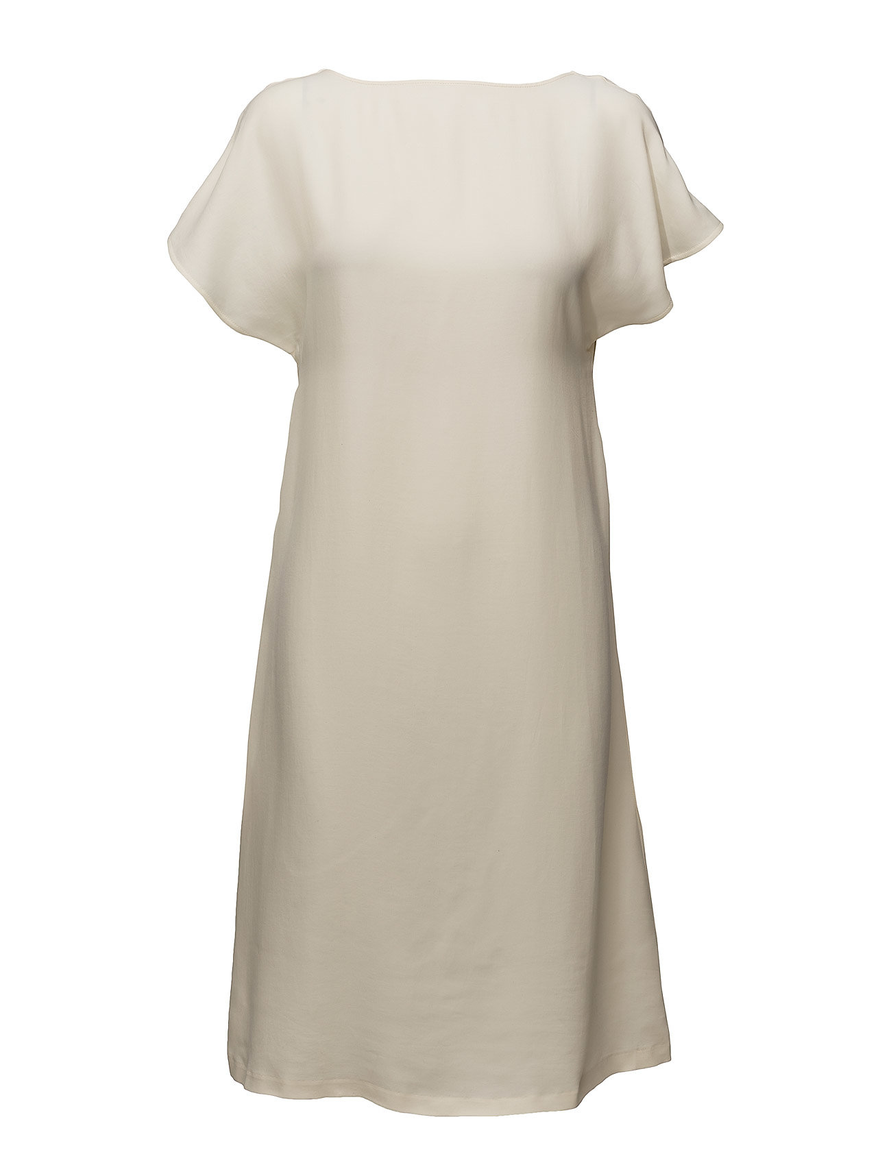 Morris Lady Deauville Dress - OFF WHITE