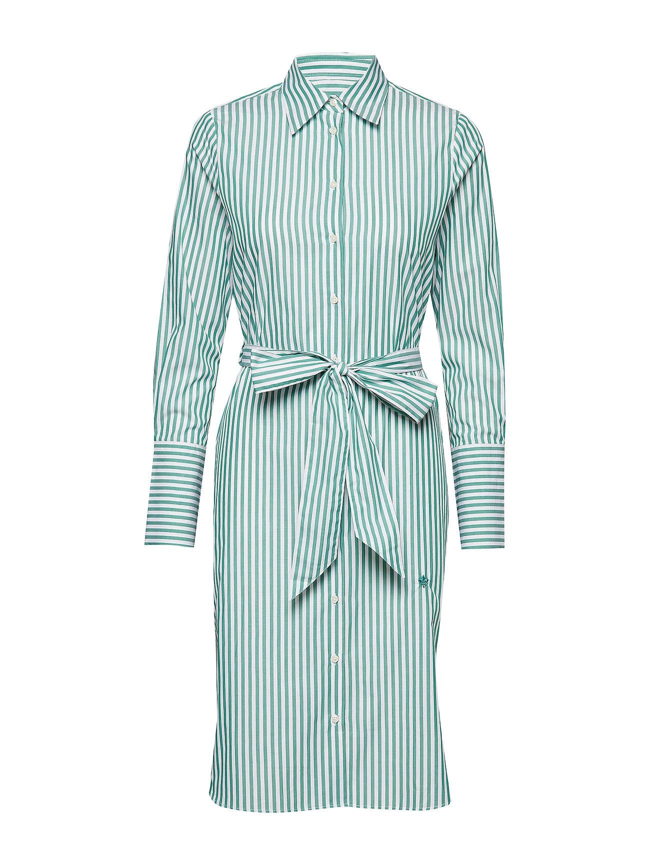 Striped Striped Lady DressgreenMorris Chiara Shirt Chiara Shirt DressgreenMorris Shirt DressgreenMorris Chiara Lady Striped VpMSUz