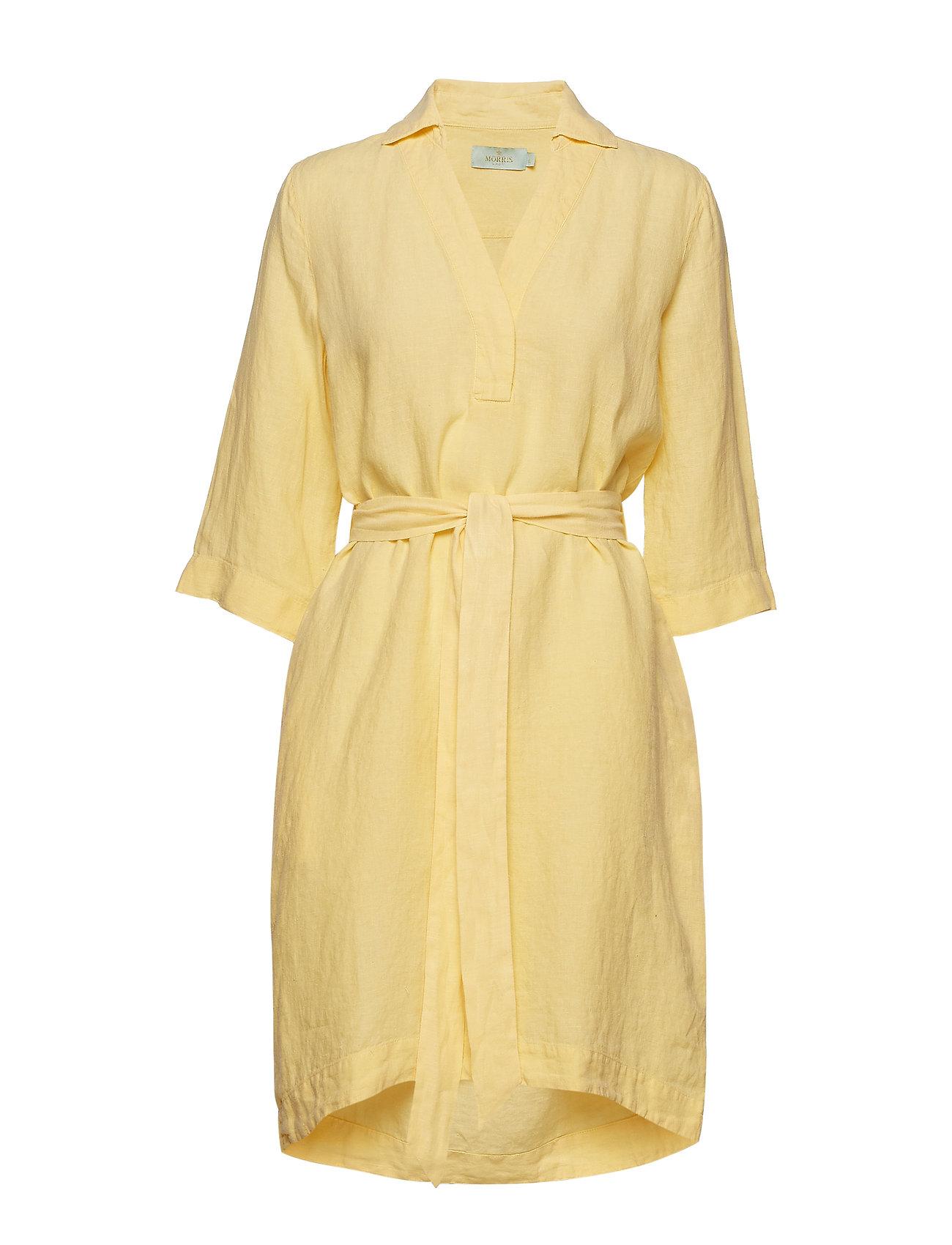 Morris Lady Marseille Dress - YELLOW
