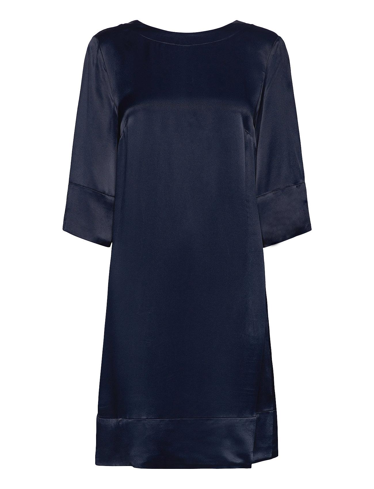 Image of Aurore Dress Kort Kjole Blå Morris Lady (3489428681)