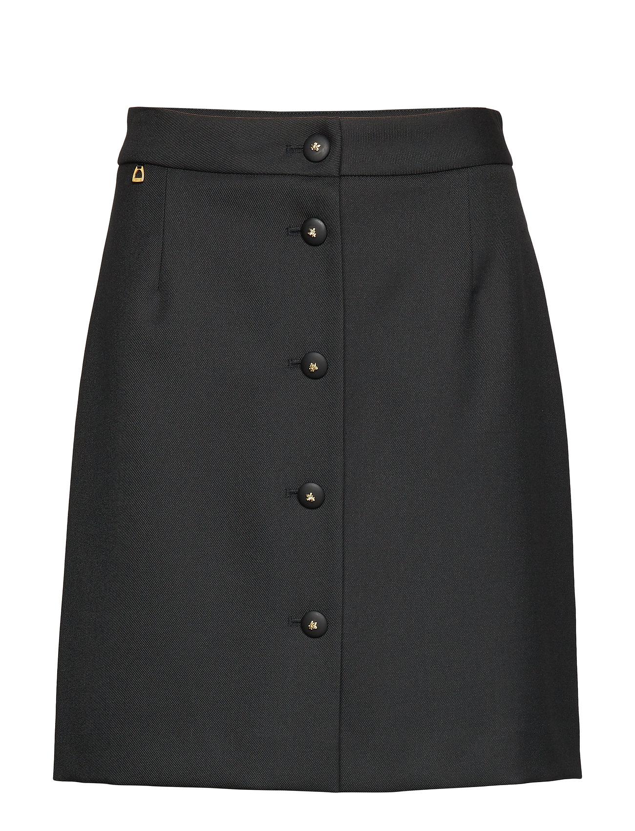 Morris Lady Fabienne Skirt - BLACK
