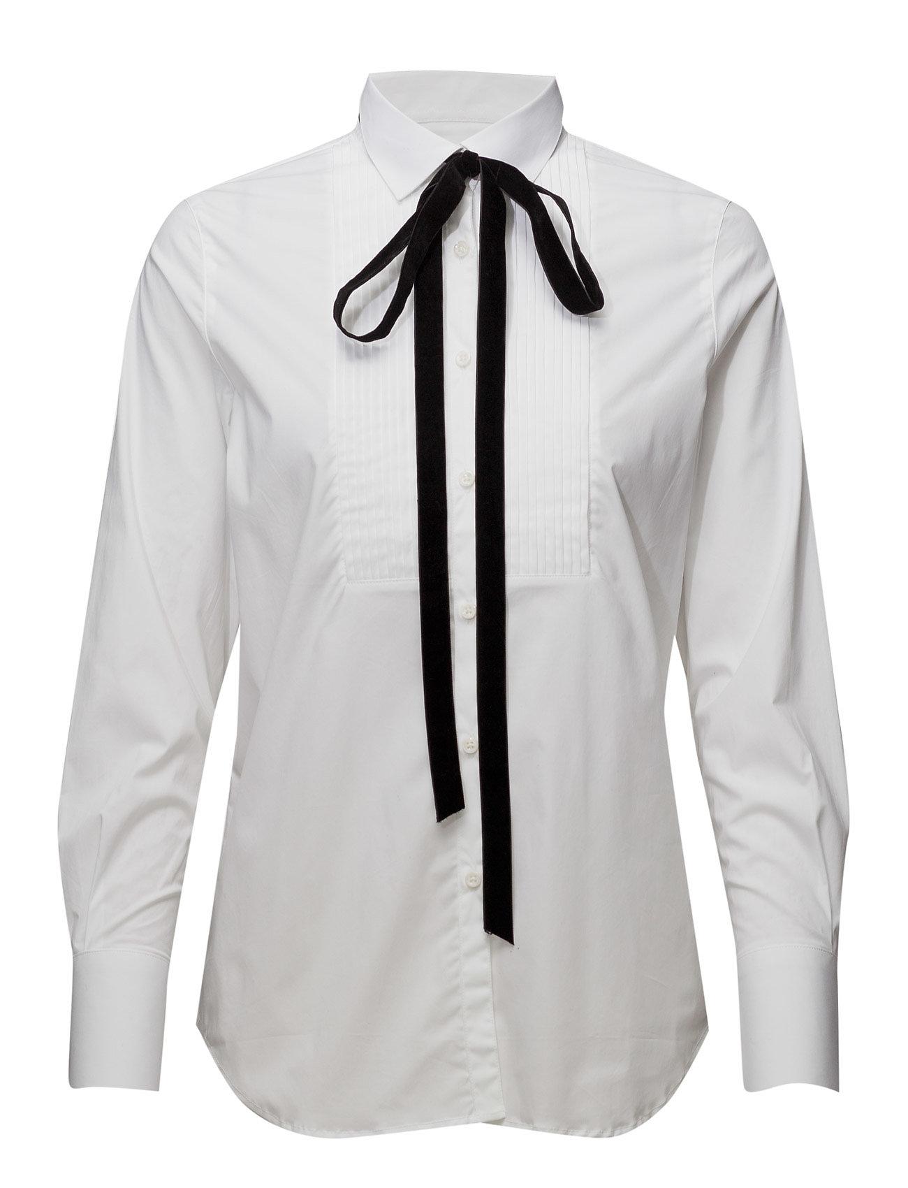 Morris Lady Dietrich Tuxedo Shirt
