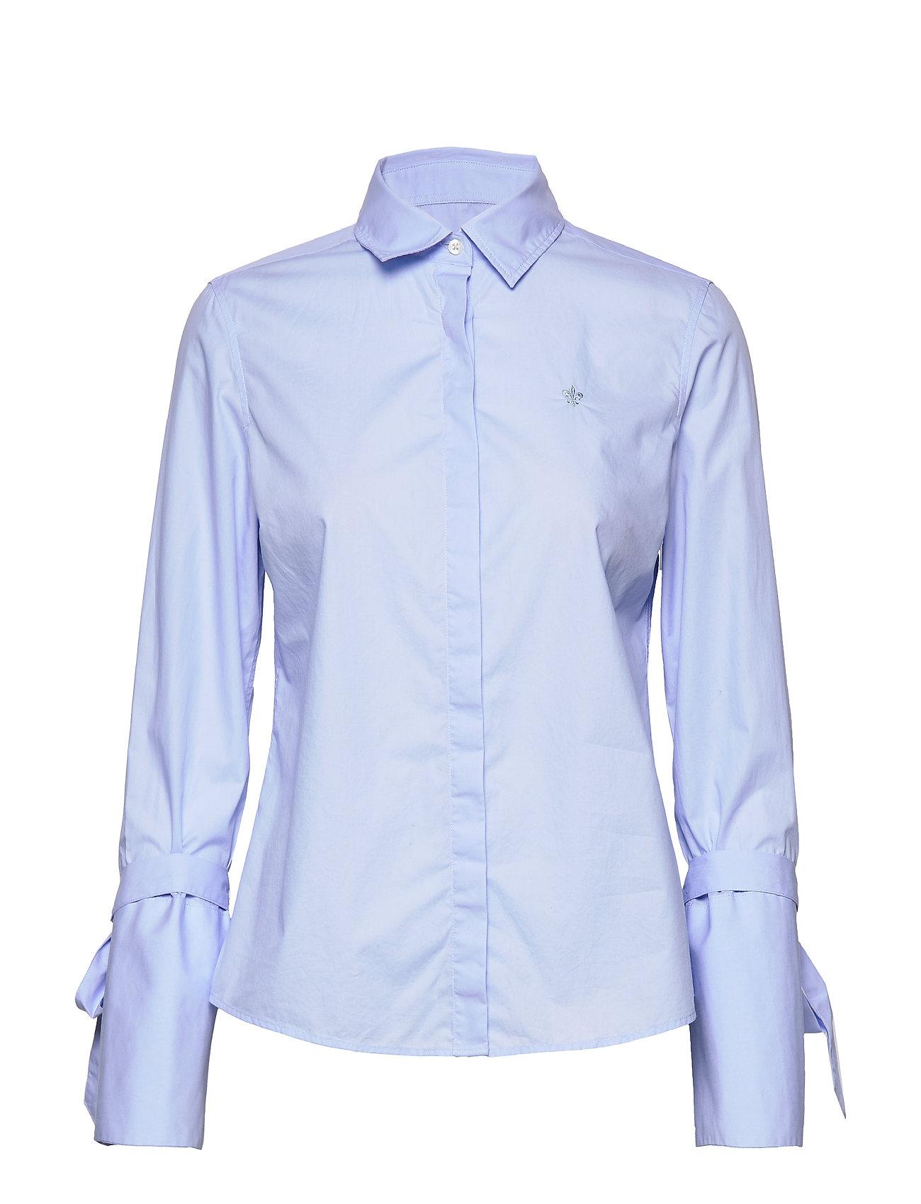 Morris Lady Nicolette Shirt - LIGHT BLUE