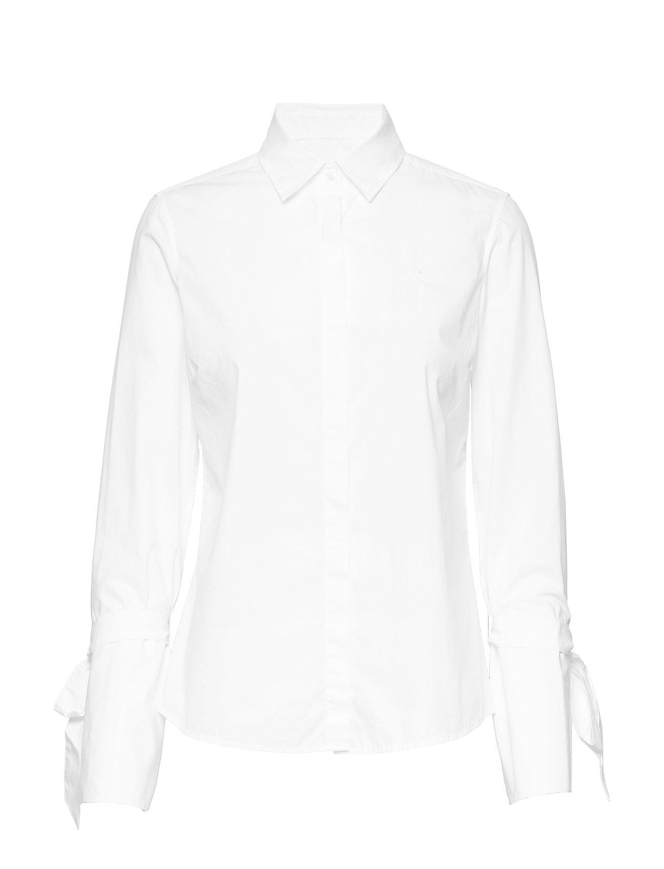Morris Lady Nicolette Shirt - WHITE