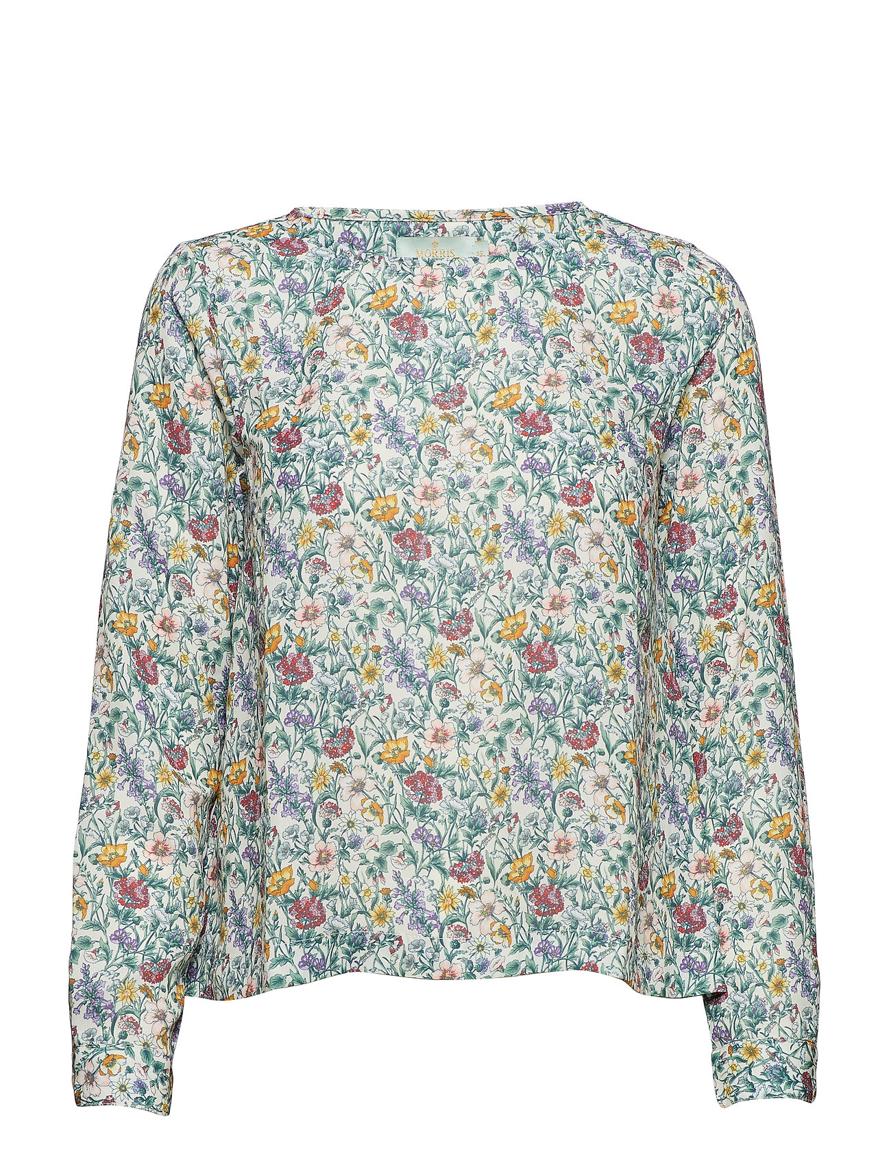 Morris Lady Flora Liberty Meadow Blouse - WHITE