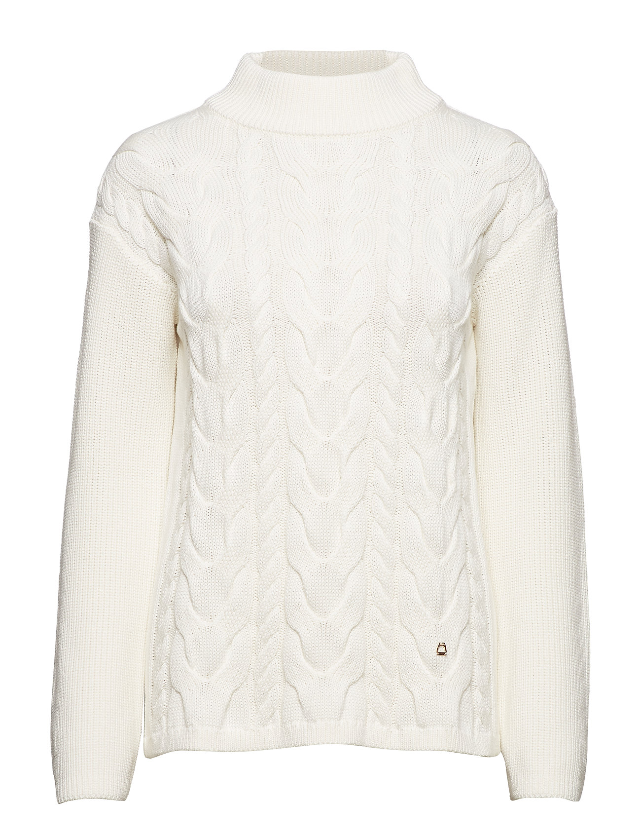 Morris Lady Elena Cable Knit - OFF WHITE