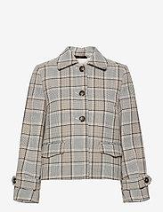 Morris Lady - Valeraine Jacket - casual blazers - off white - 0