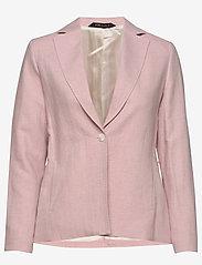 Morris Lady - Tiona Linen Blazer - getailleerde blazers - lt pink - 2