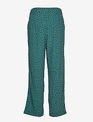 Morris Lady - Valérie Trousers - bukser med brede ben - green - 1