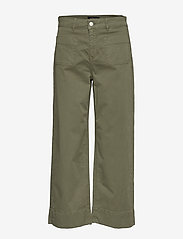 Morris Lady - Manon Trousers - pantalons larges - olive - 0