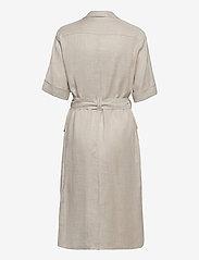 Morris Lady - Blanca Safari Dress - shirt dresses - khaki - 1