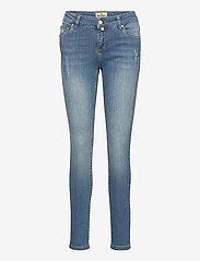 Morris Lady - Monroe Jeans - skinny jeans - blue wash - 0