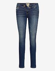 Morris Lady - Monroe Jeans - skinny jeans - semi dark wash - 0
