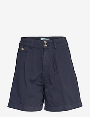 Morris Lady - Paulette Chino Shorts - bermudas - blue - 0