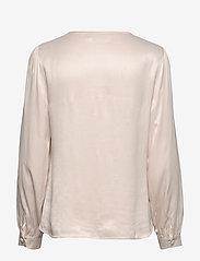 Morris Lady - Ines Blouse - långärmade blusar - off white - 1