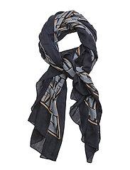 Morris Lady Scarf - BLUE