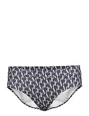 ML Bikini Bottom - BLUE