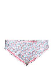 Fae Liberty Bikini Bottom - CERISE