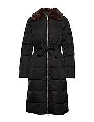 Jane Coat - BLACK