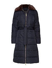 Jane Coat - BLUE