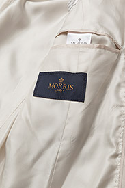 Morris Lady - Scarlett Trench - trenchcoats - off white - 6