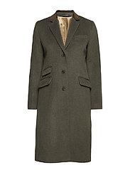 Loren Coat - OLIVE