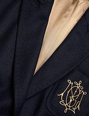 Morris Lady - Delores Flannel Club Blazer - casual blazers - navy - 2