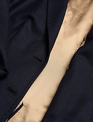 Morris Lady - Delores Flannel Club Blazer - casual blazers - navy - 4