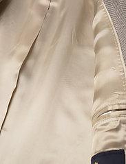 Morris Lady - Delores Herringbone Blazer - casual blazers - khaki - 4