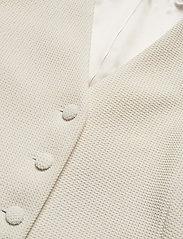 Morris Lady - Basilie Jacket - getailleerde blazers - off white - 2