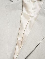 Morris Lady - Tiona Linen Blazer - getailleerde blazers - khaki - 3