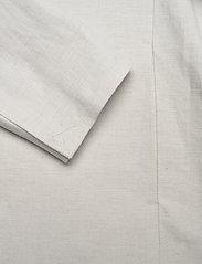 Morris Lady - Tiona Linen Blazer - getailleerde blazers - khaki - 4