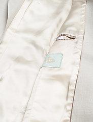 Morris Lady - Tiona Linen Blazer - getailleerde blazers - khaki - 5