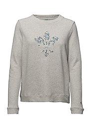 Lily Liberty Sweatshirt - GREY