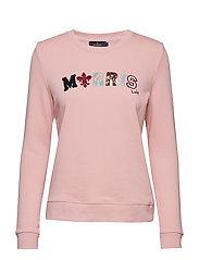 Lady Fleur Sweatshirt - 31 PINK
