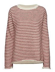 Allaire Sweatshirt - BROWN
