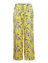Leora Liberty Trousers - YELLOW