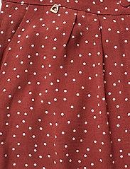 Morris Lady - Valérie Trousers - uitlopende broeken - brown - 2