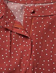 Morris Lady - Valérie Trousers - uitlopende broeken - brown - 3