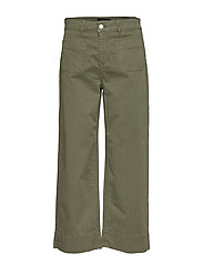 Manon Trousers - OLIVE