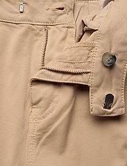 Morris Lady - Francoise Trousers - bukser med brede ben - camel - 3