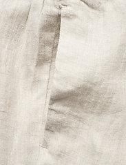 Morris Lady - Elsa Linen Trousers - bukser med brede ben - khaki - 2