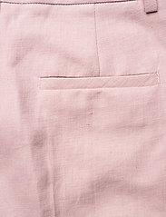 Morris Lady - Kara Trousers - bukser med brede ben - lt pink - 4