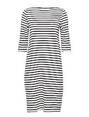Leonie Dress - OFF WHITE